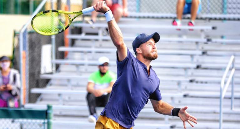 Oito operações depois, Harrison (789.º ATP) bate top 25 rumo aos primeiros 'quartos' ATP