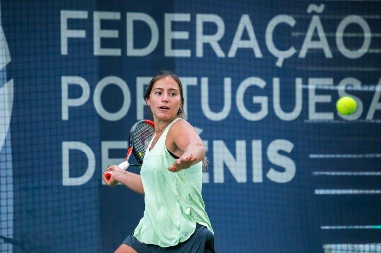Francisca Jorge soma grande reviravolta rumo às primeiras meias-finais do ano