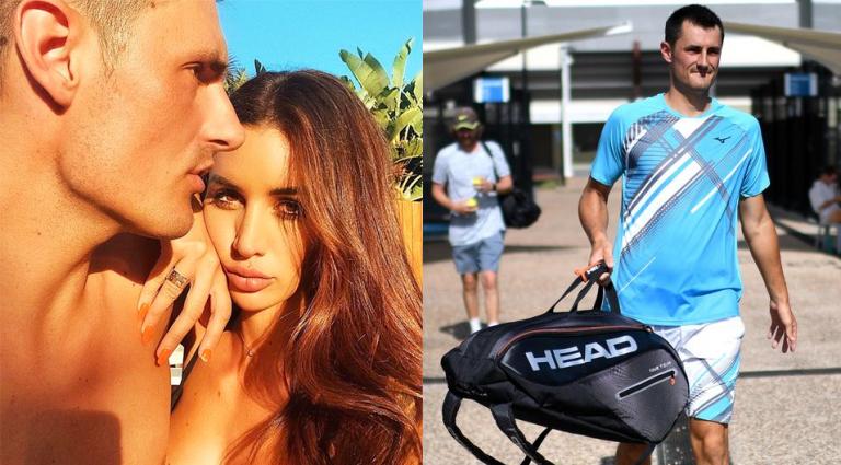 Do OnlyFans para Doha, Tomic entra a ganhar no Australian Open