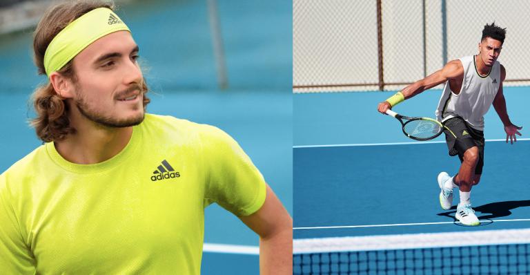Adidas aposta em equipamentos irreverentes para o Australian Open 2021