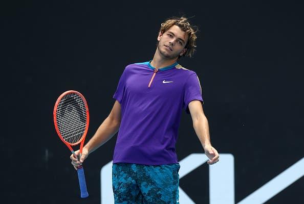 Fritz deixa aviso para o duelo com Djokovic: «Vou ser extremamente agressivo»