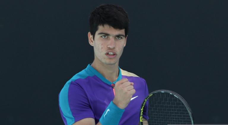 Carlos Alcaraz vem jogar o Millennium Estoril Open