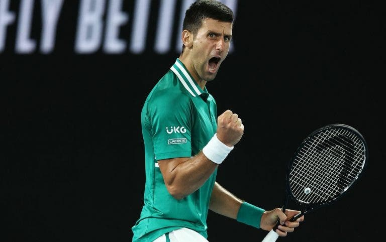 Como a derrota de Nadal foi uma prenda para Djokovic