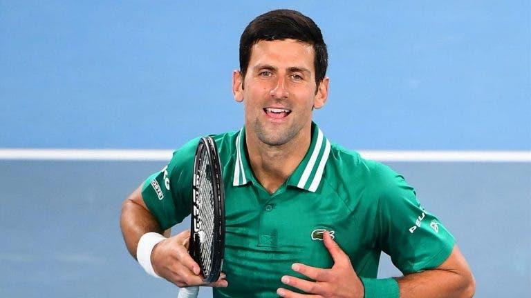 McEnroe: «Djokovic é o melhor tenista que já vi jogar num court de ténis»