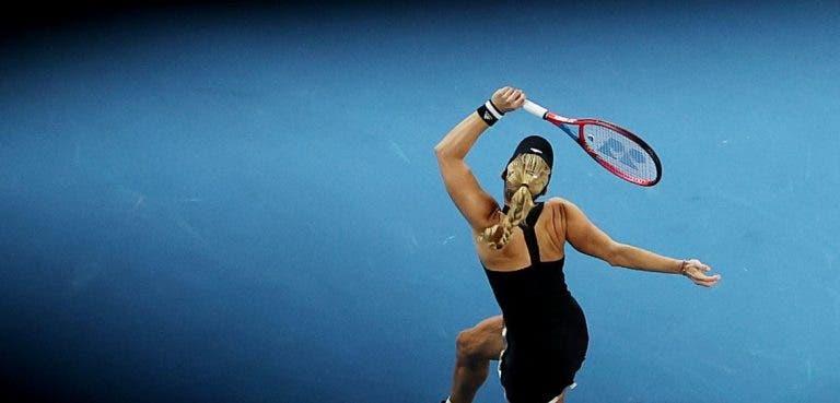 Bizarro: a final de um dos WTA 500 desta semana não se vai jogar por falta de tempo