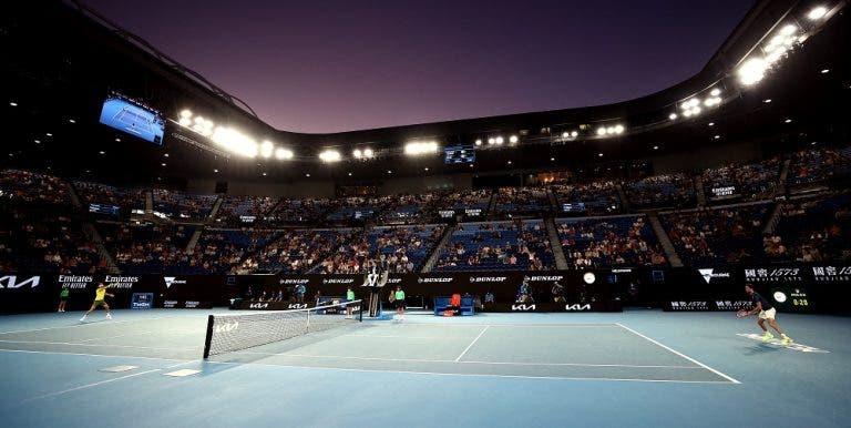 ATP e WTA respondem aos jogadores que rejeitam vacina contra a Covid-19