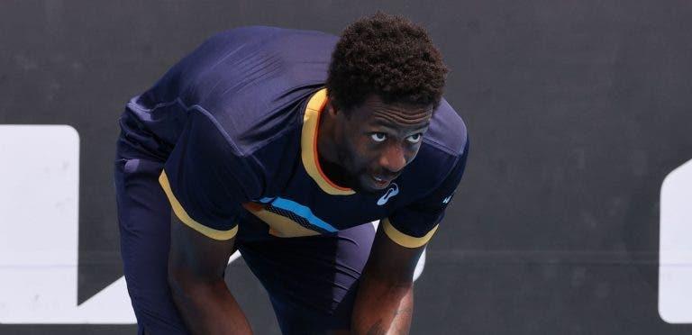 Monfils é o sexto top 20 ATP fora dos Jogos Olímpicos