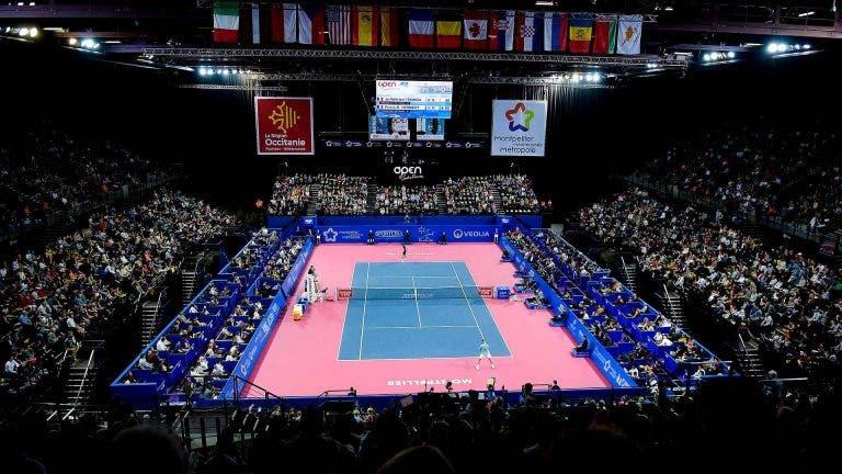 ATP de Montpellier e Singapura transmitidos em Portugal já a partir desta segunda-feira