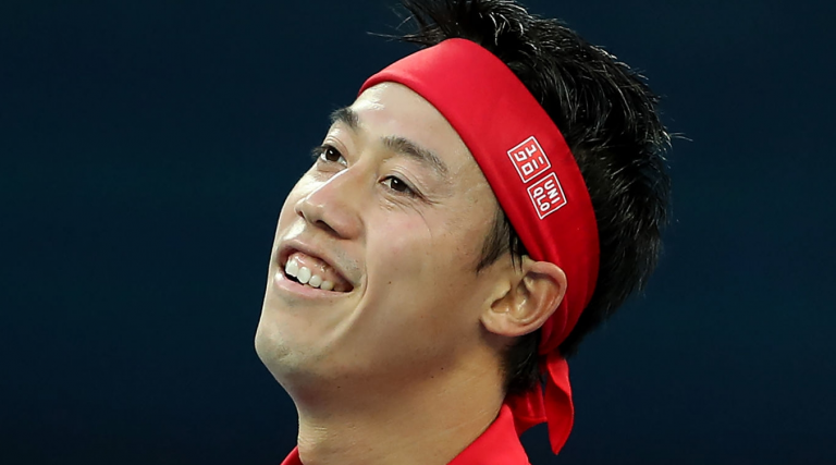 Nishikori revela a pancada que foi obrigado a mudar por completo devido às lesões