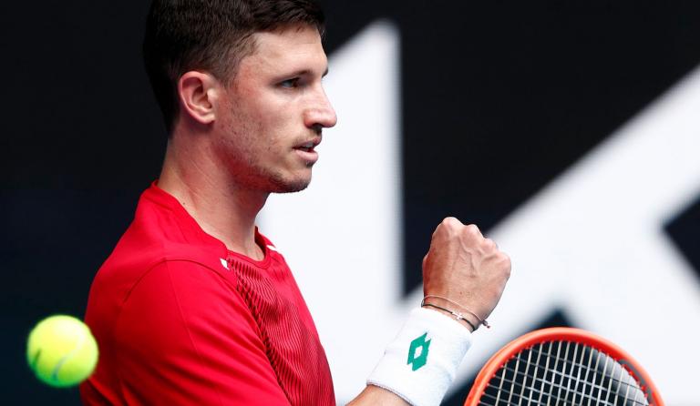 Novak surpreende Fognini e a Áustria entra a ganhar na ATP Cup