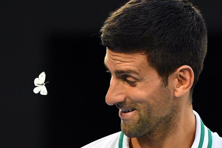 Djokovic escreve último capítulo do conto de fadas de Karatsev e volta à final