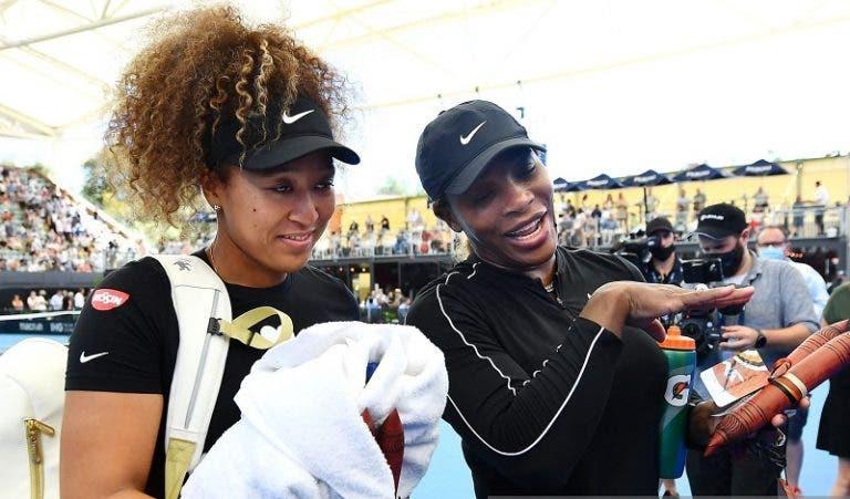 Osaka vs. Serena: um dos encontros femininos mais importantes dos últimos anos