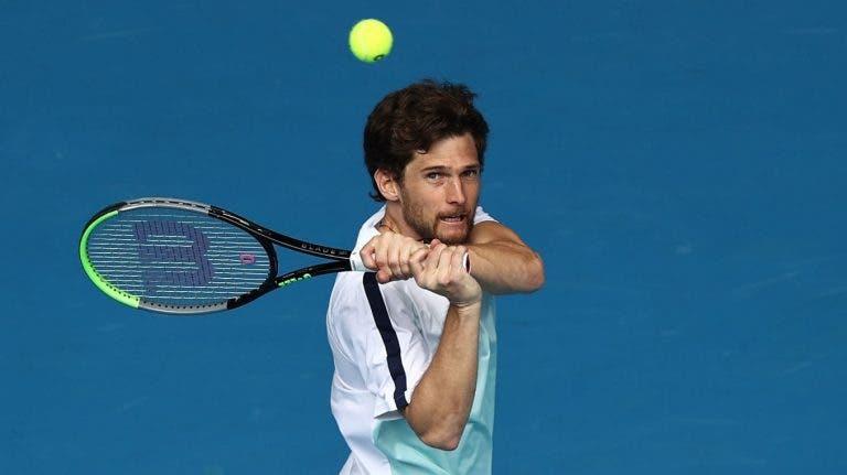 Pedro Sousa joga esta quarta-feira no Miami Open