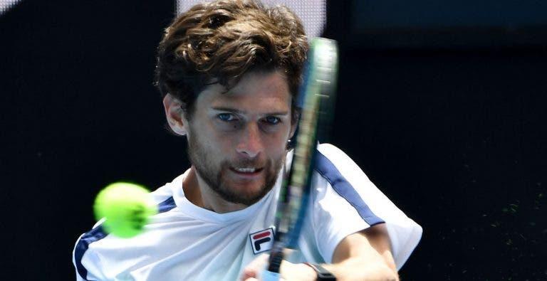 Pedro Sousa eliminado na primeira ronda do Miami Open