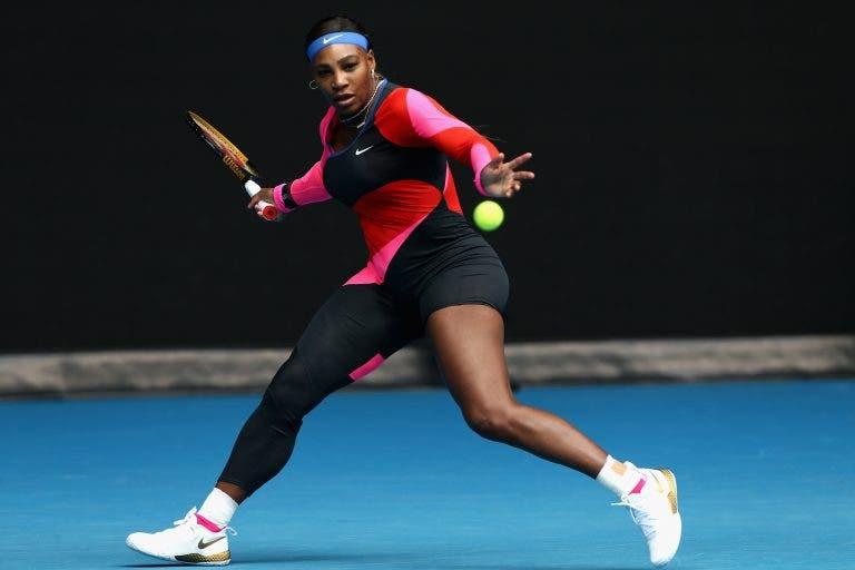 Serena começa de forma arrasadora, Kerber sofre derrota chocante