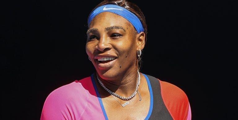 Serena iguala um dos recordes mais impressionantes de Evert