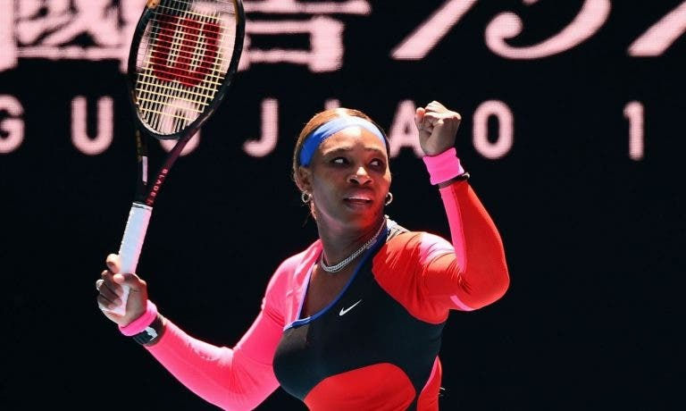 Serena: «Já nem sei quantas vezes estive nos 'quartos' de um Grand Slam»