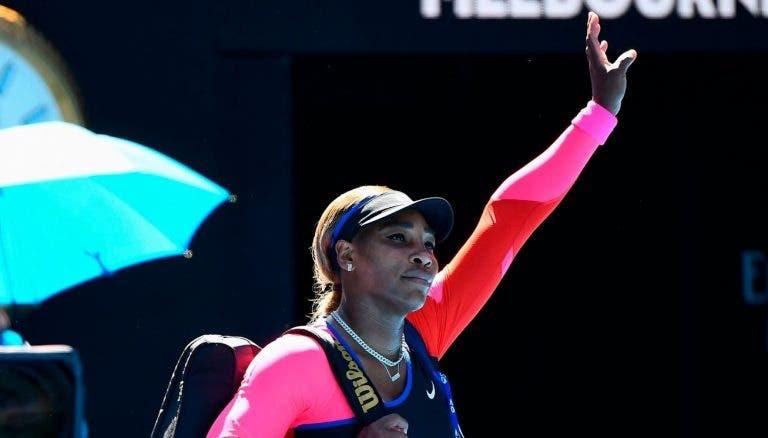Wilander: «Não, este não foi o fim de Serena Williams»