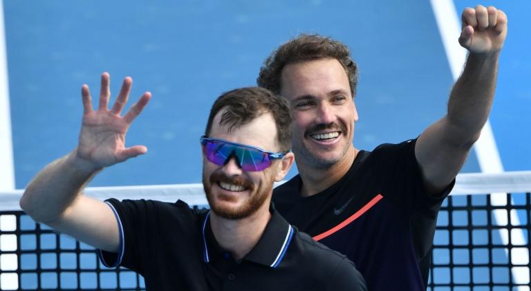 Bruno Soares brilha e está nas meias-finais do Australian Open