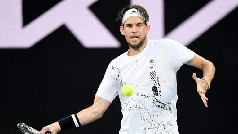 Thiem não compreende Paire: «Se não queres jogar ténis fica em casa!»