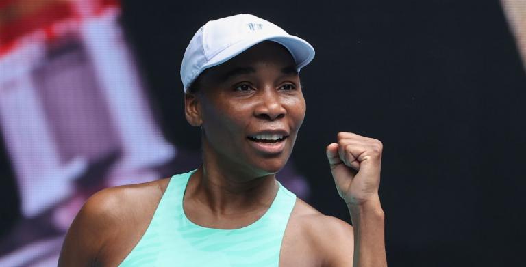 Venus Williams recebe wild card para Madrid aos 40 anos