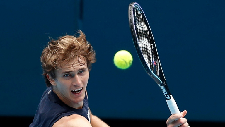 Australian Open apaga tweet sobre Zverev após polémica