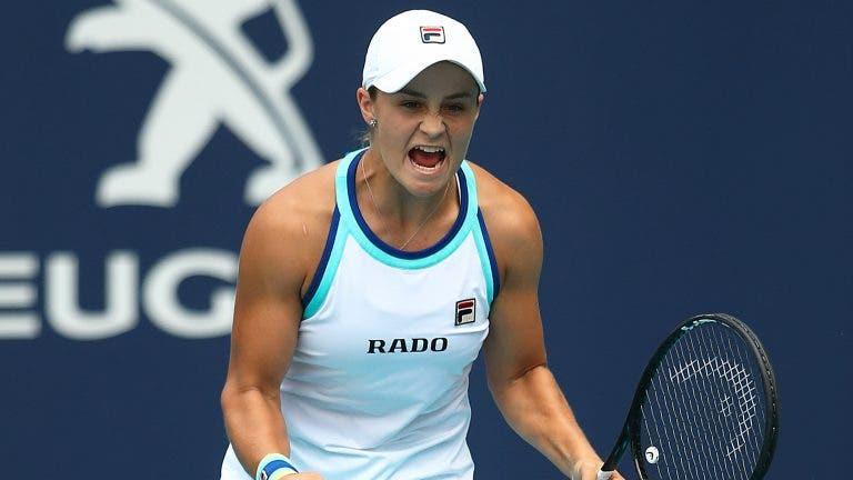 Miami Open: conhecido o quadro principal feminino com duelos interessantes