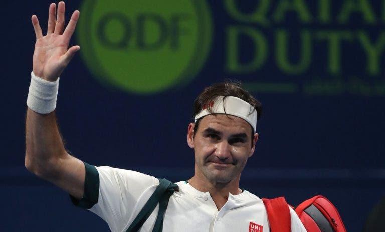 Rosset: «Se Federer quer ganhar Wimbledon tem de jogar muito em terra»