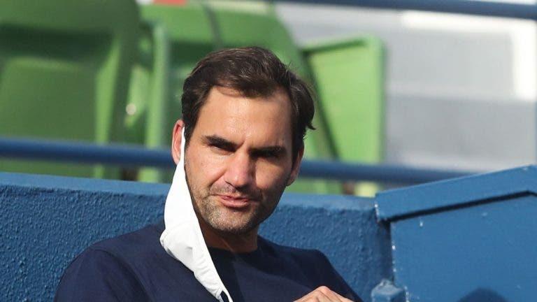 Rosset: «A melhor preparação para Federer era chegar às 'meias' em Roland Garros»