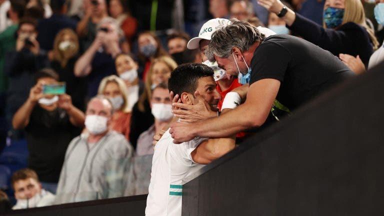 Ivanisevic ao ataque: «Djokovic é o melhor de todos mas as pessoas não conseguem admitir»
