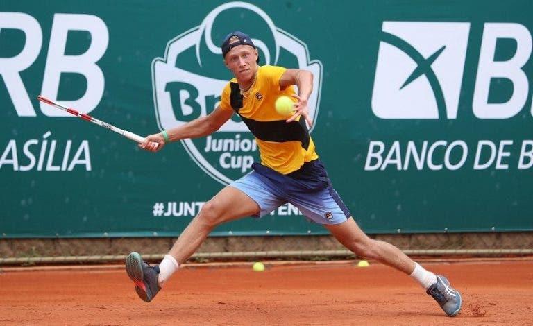 Filho de Bjorn Borg conquista um dos maiores torneios juniores do Mundo no Brasil