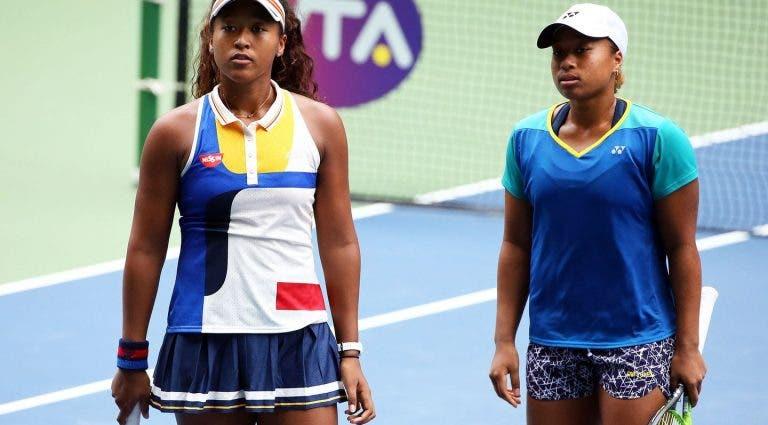 Mari Osaka, irmã mais velha de Naomi, retira-se do ténis aos 24 anos