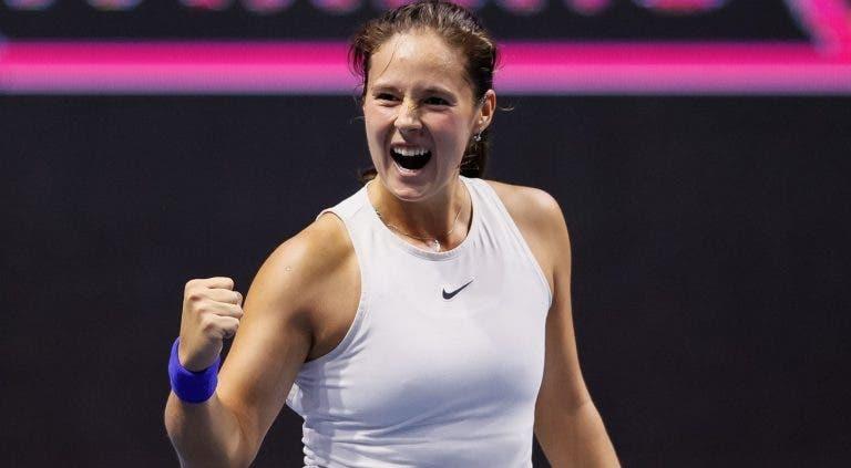 Incrível: sete russas nos quartos-de-final do WTA 500 de São Petersburgo