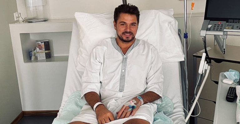 Wawrinka teve de ser operado e vai estar de fora durante várias semanas