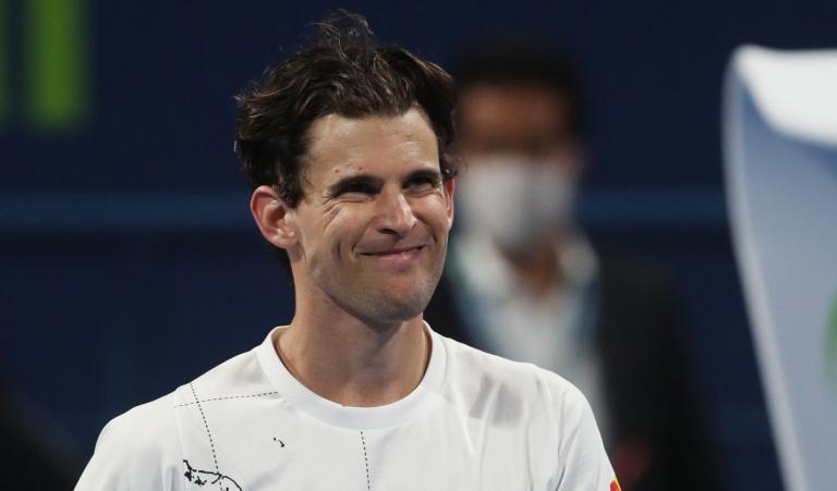 Thiem já aponta a Roland Garros: «Espero estar livre das dores em breve»