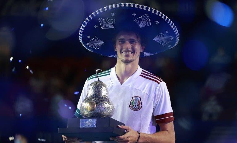 Luxo! Acapulco abre a cortina da edição de 2022 com quatro jogadores do top 10 confirmados