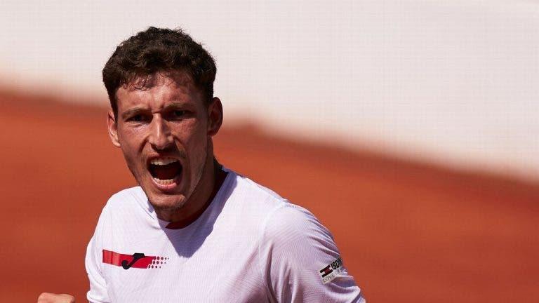 Dia perfeito para Carreno Busta: título em Marbella e 200.ª vitória no circuito ATP