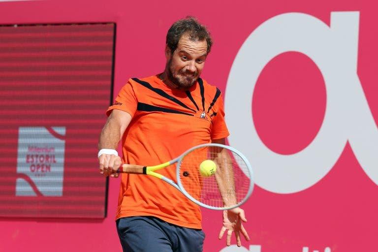 Ex-campeão Gasquet entra a ganhar no Estoril e desafia Garín