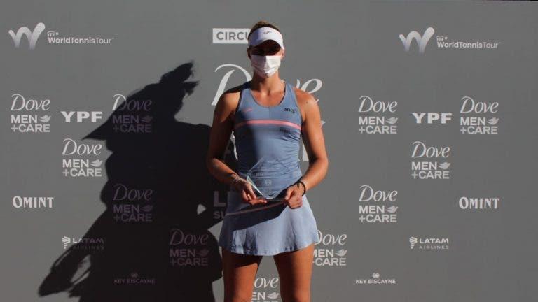 Bia Maia conquista segundo título seguido antes de viajar para Portugal