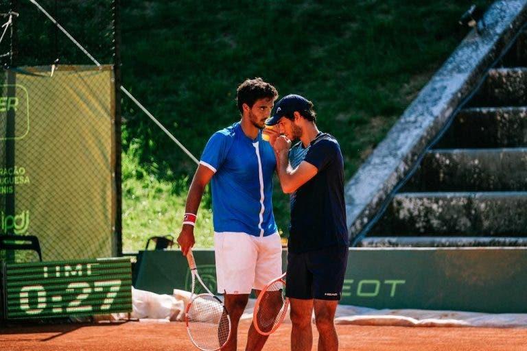 Nuno Borges e Francisco Cabral perdem final do Lisboa Belém Open e falham dobradinha