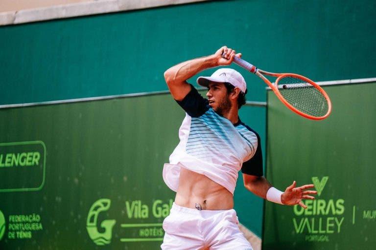Nuno Borges não resiste e perde dura batalha com antigo top 50 em Barcelona