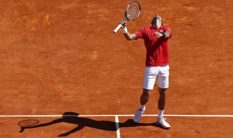 Djokovic em choque: «Foi uma exibição simplesmente horrível»