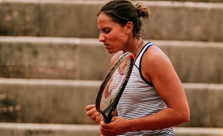 Francisca Jorge avança no Jamor com uma das melhores vitórias da carreira