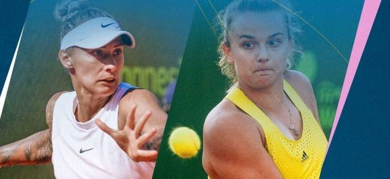 Oeiras Ladies Open: Hercog e Burel jogam final após sábado louco