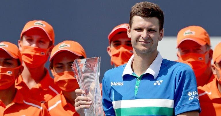 ATP Race: eis os oito jogadores em posição de ir às ATP Finals depois de Miami