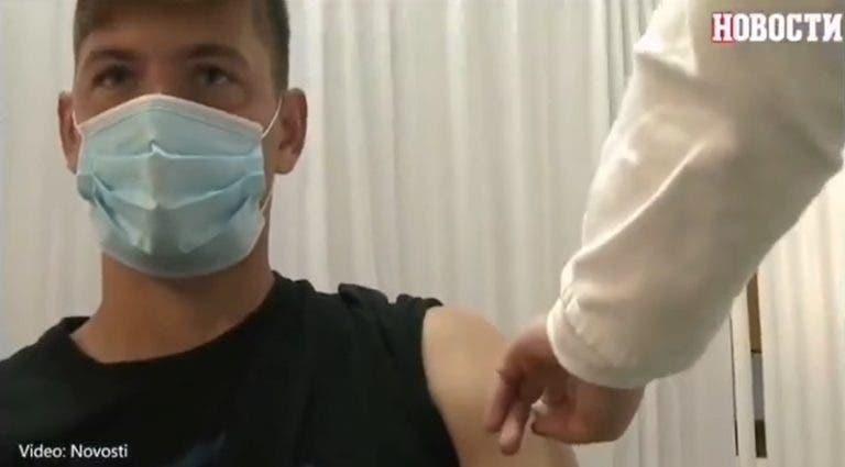 Krajinovic já foi vacinado: «A vida nas bolhas deixou-me exausto»