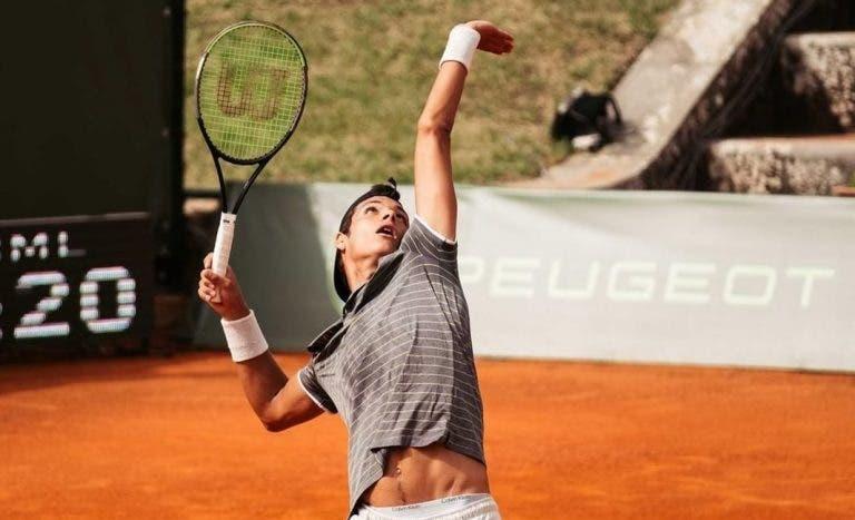 Miguel Gomes sem chances no qualifying do Oeiras Open II
