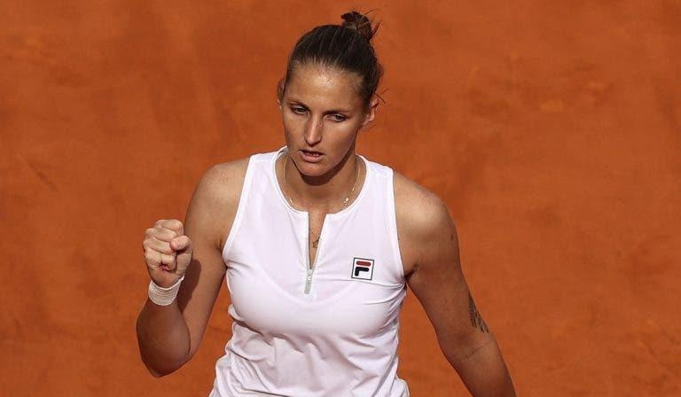 Karolina Pliskova resiste a Coco Gauff em Madrid