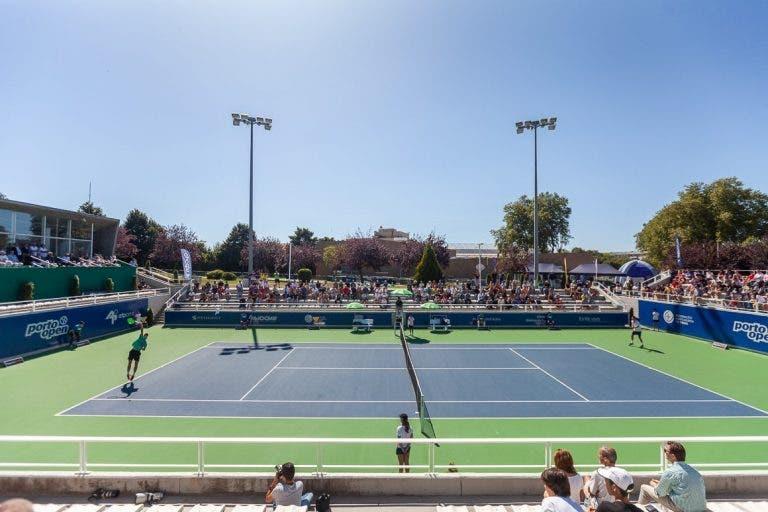 Porto Open promovido a evento ATP Challenger 50 em 2021