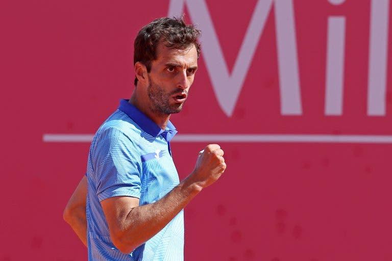 Ramos vence duelo espanhol e atinge 10.ª final ATP da carreira